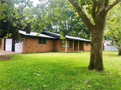 Montague County Single Family Home For Sale: 1225 Hulme Street