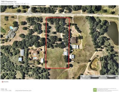 Crowley Residential Lots & Land For Sale: Tbd Freeman Lane