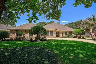 Grapevine Single Family Home For Sale: 3020 Old Mill Run