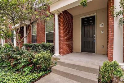 Condo For Sale: 4411 McKinney Avenue #32