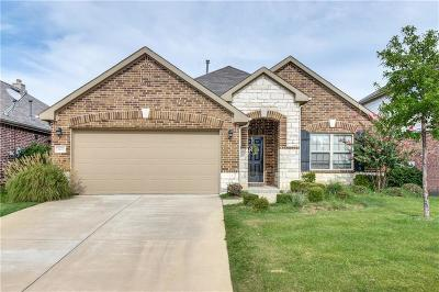 Denton County Single Family Home Active Contingent: 3401 Daylight Drive