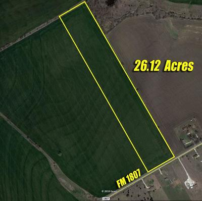 Johnson County Farm & Ranch For Sale: 11443 Fm 1807