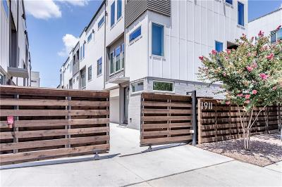 Townhouse For Sale: 1911 Summit Avenue #4