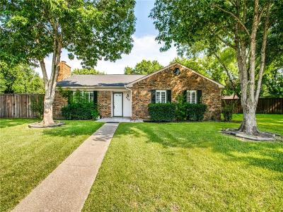 Coppell Single Family Home For Sale: 840 Bitternut Drive