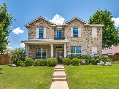 Denton Single Family Home For Sale: 2000 Creekdale Drive