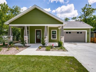Terrell Single Family Home For Sale: 305 Laroe Street