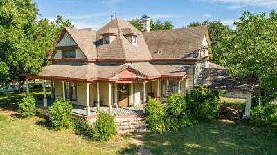 Parker County, Tarrant County, Hood County, Wise County Single Family Home For Sale: 511 S Baker Street