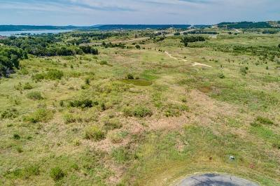 Graford Residential Lots & Land For Sale: 1121 Spotted Owl Court