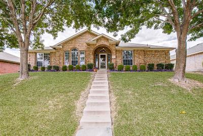 Rockwall Single Family Home For Sale: 2740 Promenade Place