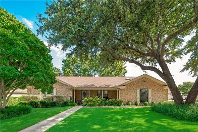 North Richland Hills Single Family Home Active Option Contract: 6528 Tabor Street