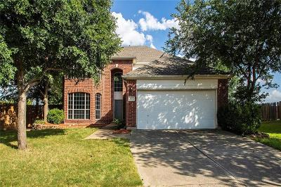 Bedford Single Family Home For Sale: 4120 Lone Oak Lane