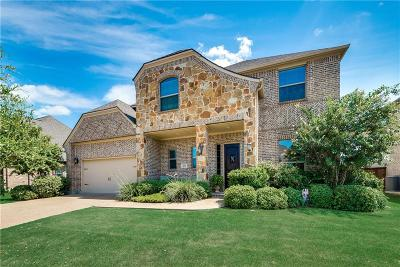 Prosper Single Family Home For Sale: 401 Oxford Place