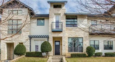 Carrollton Townhouse For Sale: 2252 Hemingway Lane