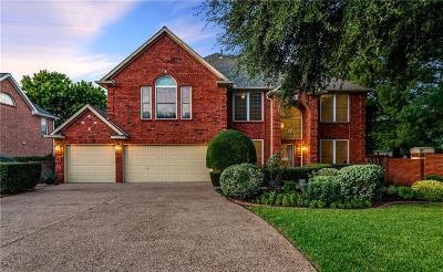 Flower Mound Single Family Home Active Option Contract: 3400 Heather Glen Drive