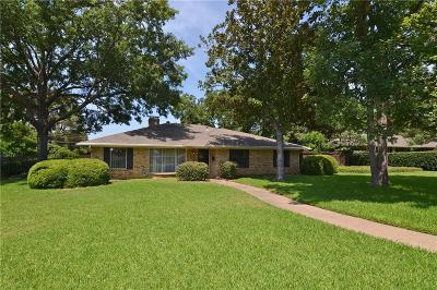 Single Family Home For Sale: 4211 Allencrest Lane