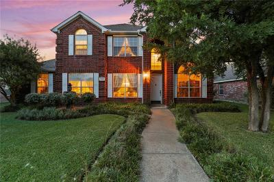 Frisco Single Family Home Active Contingent: 1840 Angel Falls Drive