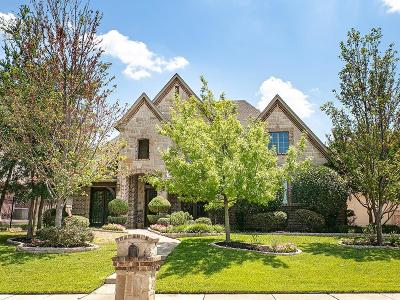 Keller Single Family Home Active Option Contract: 1624 Waterwood Drive