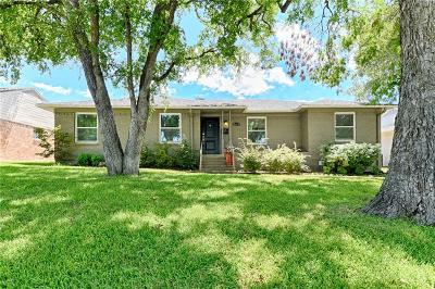 Single Family Home For Sale: 10934 Lathrop Drive