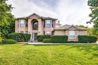 Little Elm Single Family Home For Sale: 3814 Spinnaker Run Point