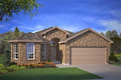 Cleburne Single Family Home For Sale: 1203 Burlingame Drive