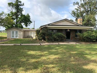 Van Single Family Home For Sale: 1560 Fm 1995