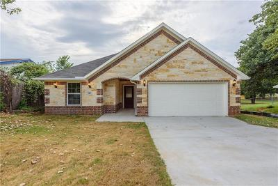 Azle Single Family Home For Sale: 160 Mountain View Drive