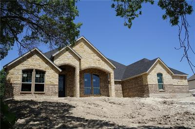 Weatherford Single Family Home For Sale: 162 Cedar Mountain Drive