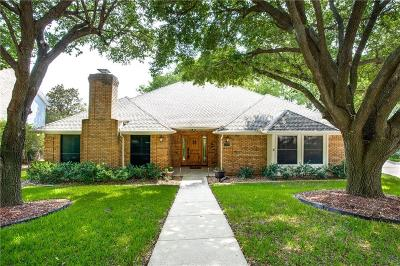 Arlington Single Family Home For Sale: 1901 Lakehill Court