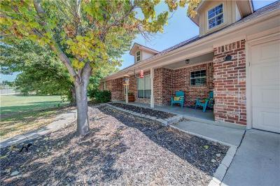 Archer County, Baylor County, Clay County, Jack County, Throckmorton County, Wichita County, Wise County Single Family Home For Sale: 2601 S College Avenue