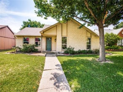 Mesquite Single Family Home For Sale: 1620 Hutchinson Street