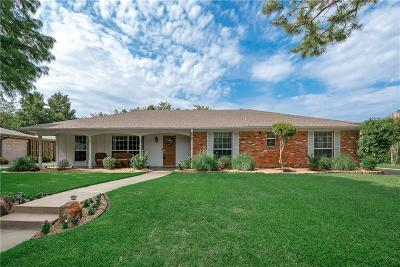 Hurst Single Family Home Active Option Contract: 300 Brookview Drive