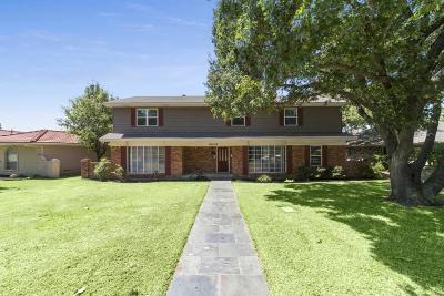 Single Family Home For Sale: 9606 Timberleaf Drive