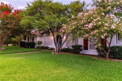 Single Family Home For Sale: 9512 Whitehurst Drive