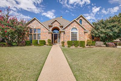 Rockwall Single Family Home For Sale: 827 Turquoise Point