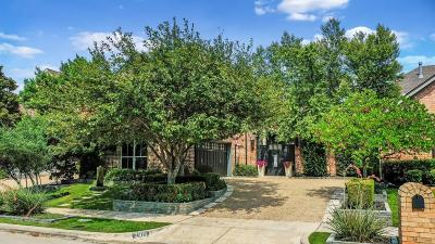 Plano Single Family Home For Sale: 2816 Prestonwood Drive