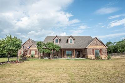 Weatherford Single Family Home For Sale: 116 Woody Williams Court