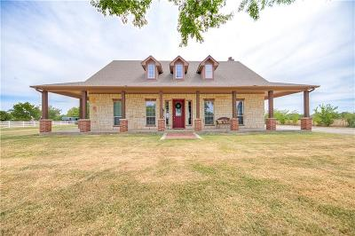 Tarrant County Single Family Home For Sale: 1131 Boaz Road