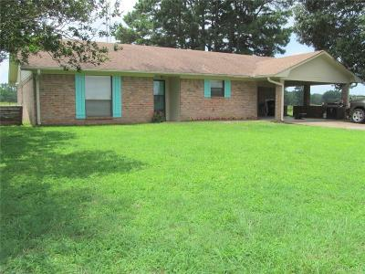 Quitman Single Family Home Active Contingent: 571 County Road 4150