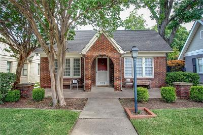 Single Family Home For Sale: 3832 Bunting Avenue