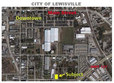 Lewisville Commercial Lots & Land For Sale: Tbd Willow Street