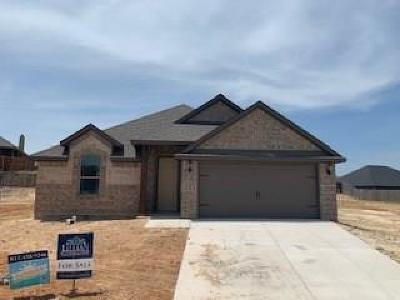 Weatherford Single Family Home Active Contingent: 2128 Hill Crest Court