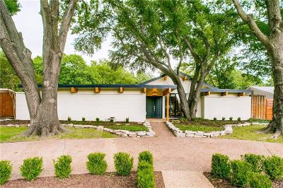 Richardson Single Family Home Active Option Contract: 2902 Tam O Shanter Lane