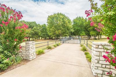 Granbury Single Family Home For Sale: 3001 Meander Road