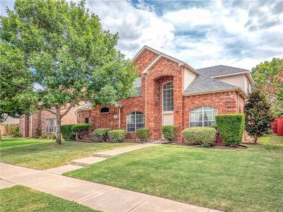 Allen Single Family Home For Sale: 1520 Autumnmist Drive