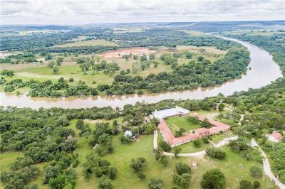 Palo Pinto County Farm & Ranch For Sale: 133 Seybold Road
