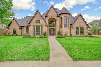 Keller Single Family Home For Sale: 1503 Sweetgum Circle