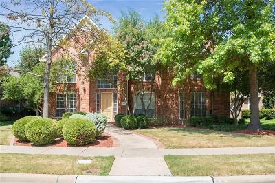 Allen Single Family Home For Sale: 408 San Mateo Drive