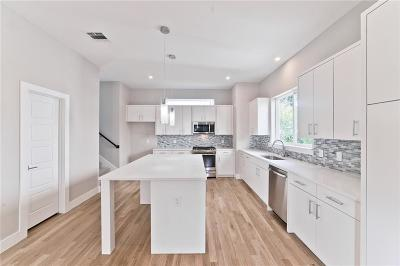 Dallas Townhouse For Sale: 4850 Chambers Street