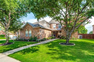 Keller Single Family Home For Sale: 2501 Lakewood Court