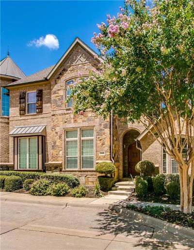 Colleyville Townhouse For Sale: 3800 Bur Oak Drive